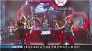 Midnight Circus (SBS Inkigayo 26/06/2011)