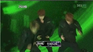 Dance Performance (2011 SBS Gayo Daejun)