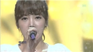 We Were In Love (120101 Inkigayo)