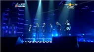 Fiction, On Rainy Day (120222 Gaon Chart K-POP Awards)