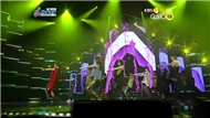 Roly Poly, Lovey Dovey  (120222 Gaon Chart K-POP Awards)